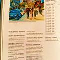 Carole Spandau Listed In Magazin'art Biennial Guide To Canadian Artists In Galleries 2006-2008 Edit by Carole Spandau