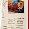 Carole Spandau Listed In Magazin'art Biennial Guide To Canadian Artists In Galleries 2009-2010 Edit by Carole Spandau