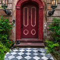Carolina Red Door by Dale Powell