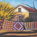 Carolines Quilts by Gina Grundemann