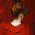 Carolus Duran Study Of Lilia by PixBreak Art
