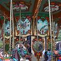 Carousel 2 by Anne Cameron Cutri