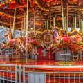 Carousel by Almondo Wardle
