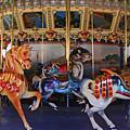 Carousel by David Nicholson