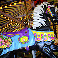 Carousel Horse 1 by Bob Christopher