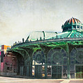 Carousel House At Asbury Park by Colleen Kammerer