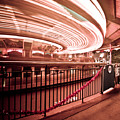 Carousel Lights #2 by Robert J Caputo