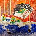 Carousel by Marsha Elliott