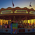 Carousel Sunset by Chris Lord