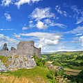 Carreg Cennen Castle 1 by Phil Fitzsimmons