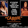 Carrie, Sissy Spacek, 1976 by Everett