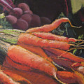 Carrots by Constance Gehring