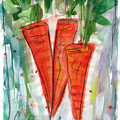 Carrots by Linda Woods