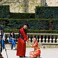 Carrousel Wedding by Sam Gish