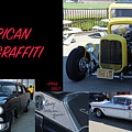 Cars From American Graffiti by DUG Harpster