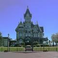Carson Mansion by Rich Bodane