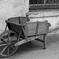 Cart For Sale II by Suzanne Gaff