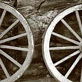 Cart Wheels by Gaspar Avila