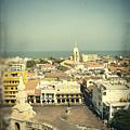 Cartagena De Indias Seen From Above by A Cappellari