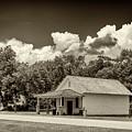 Carter Boyhood Home by Stephen Stookey