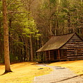 Carter Shields Cabin by Beth Collins
