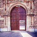 Carthusian Monastery Granada by Joan Carroll