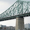 Cartier Bridge Day by Randall Weidner