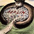 Cartoon: Cold War Berlin by Granger