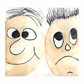 Cartoon Faces by Hema Rana