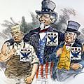Cartoon: New Deal, 1933 by Granger