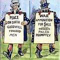 Cartoon: U.s. Neutrality by Granger