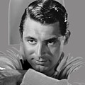 Cary Grant Glamor Portrait C. 1937-2015 by David Lee Guss