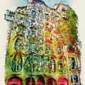 Casa Batllo Barcelona by Marian Voicu