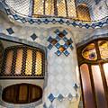 Casa Batllo Doors And Windows Barcelona Spain by Adam Rainoff