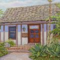 Casa De Miguel Pedrorena by Miguel A Chavez
