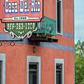 Casa Del Rio In Roma Texas by Debra Martz