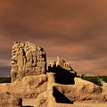 Casa Grande Ruins by Paul Moore
