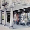 Casa Ridruejo Arevalo by Tomas Castano
