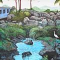 Casa Tropical by Juan Gonzalez