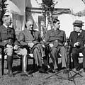 Casablanca Conference by Granger