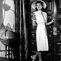 Casablanca, Ingrid Bergman Wearing by Everett