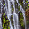 Cascade Panoramic by Anthony Michael Bonafede