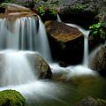 Cascade Creek Yosemite by Joe  Palermo