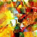 Cascade De Couleurs by Degouges Cindy