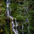 Cascade Falls by Keith Boone