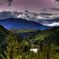 Cascades View by David Patterson