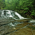 Cascadilla Gorge Falls by Doolittle Photography and Art