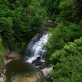 Cascadilla Waterfalls Cornell University Ithaca New York 02 by Thomas Woolworth
