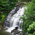 Cascadilla Waterfalls Cornell University Ithaca New York 03 by Thomas Woolworth