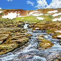 Cascading Source Stream by Daniel Dean